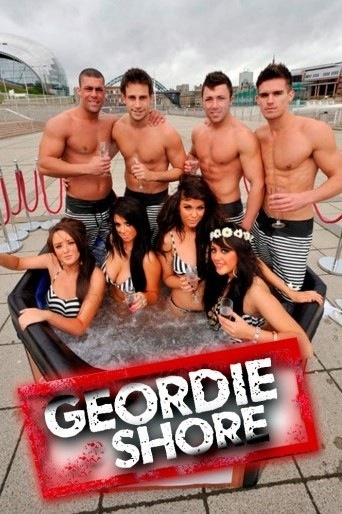 Geordie Shore!! First series they look soo different .
