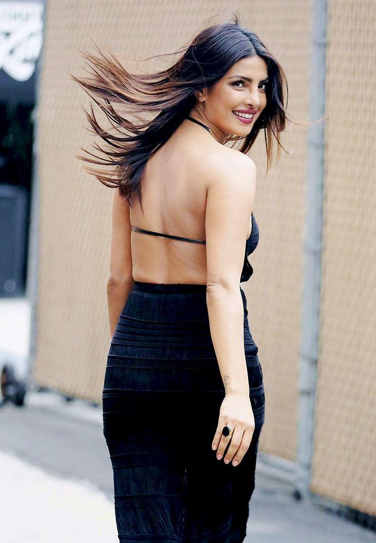 Daily Priyanka Chopra — Priyanka Chopra leaving Jimmy Kimmel Live on May...
