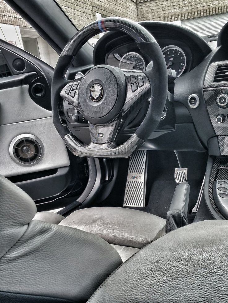 Cf Steering Wheel E6x M5 M6 With Up To 300 Refund Option