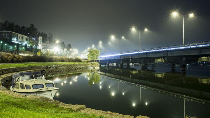 Sandvika at Night | by mariusdalseg