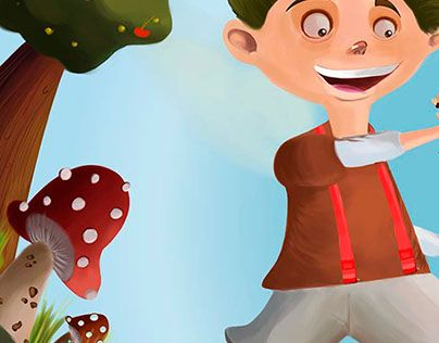 """Check out new work on my @Behance portfolio: """"Ilustración Editorial - Libro"""" http://be.net/gallery/33641517/Ilustracion-Editorial-Libro"""