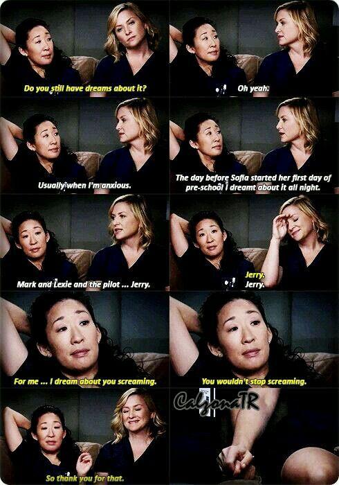 Grey's Anatomy TV Quote
