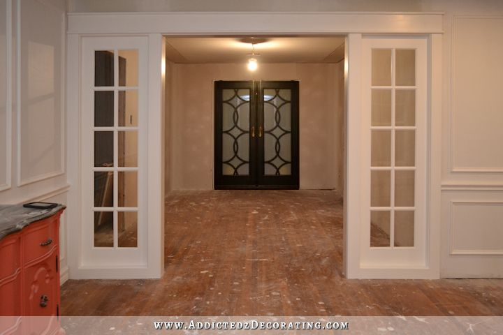 1000 images about unique dividers on pinterest sliding for French door barn door