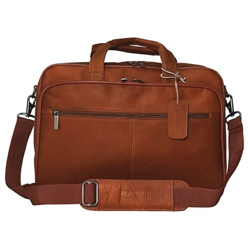 Kenneth Cole Reaction Leather Business Bag