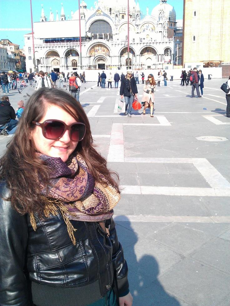 Me at Venice
