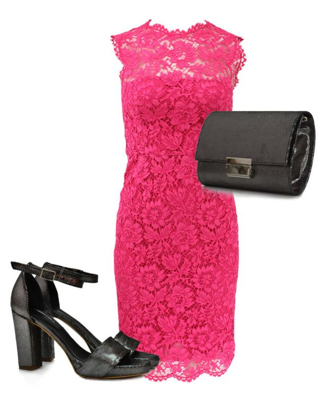 """Giuka's Mix & Match Glitter Sandals with Gitter Clutch"" by giuka on Polyvore"