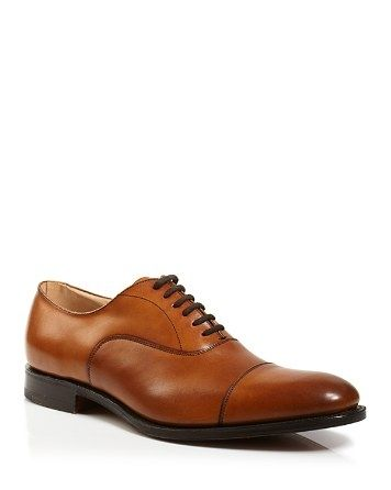 Can't go wrong with some classic and sleek Oxfords.