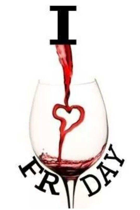 Картинка с бокалом вина прикольная