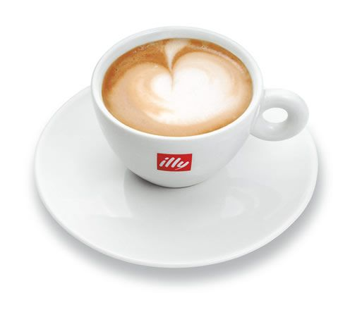 A cappuccino a day keeps the doctor away!! ;-)