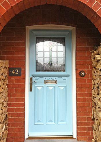 17 best images about nice period front doors and door for 1930s front door furniture