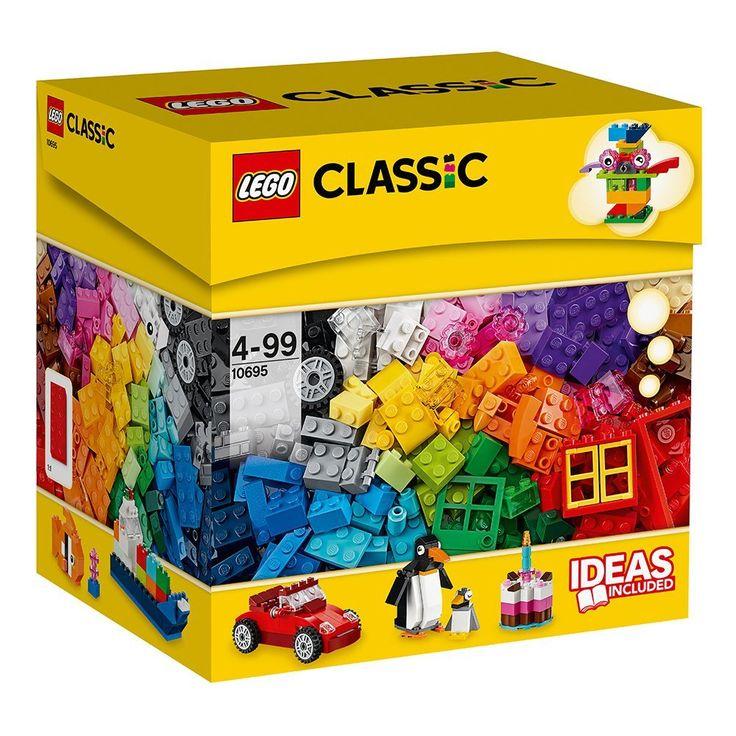 LEGO 10695 - LEGO CLASSIC - Creative Building Box - Toymania Lego Online Shop