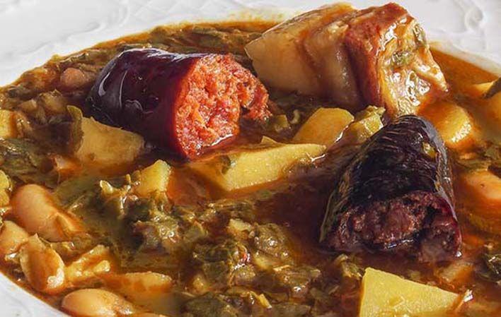 Pote Asturiano La Tenada #receta #recipe #Gastronomía #Gastronomy #Asturias #ParaísoNatural #NaturalParadise #Spain