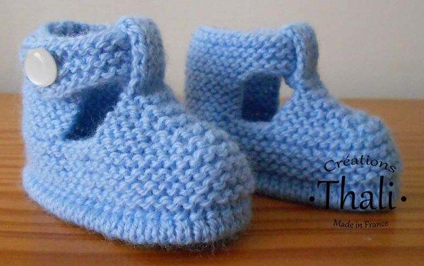 Les chaussons salomé