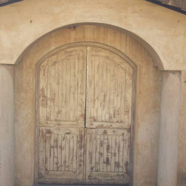 Rustic Chapel door at Avianto Wedding venue Muldersdrift near Krugersdorp close to  Cradle of Humankind. #rusticdoors #chapel #chapeldoor #doorsupply  #doorsoftheworld #doorsupply  #muldersdrift #southafrica  #doorframe #door #doorframe  #outsidedoor #windorpro
