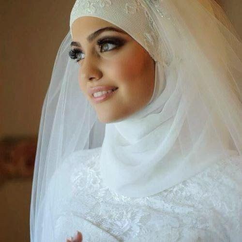 Hervorragend Plus de 25 idées adorables dans la catégorie Hijab mariage sur  RQ64