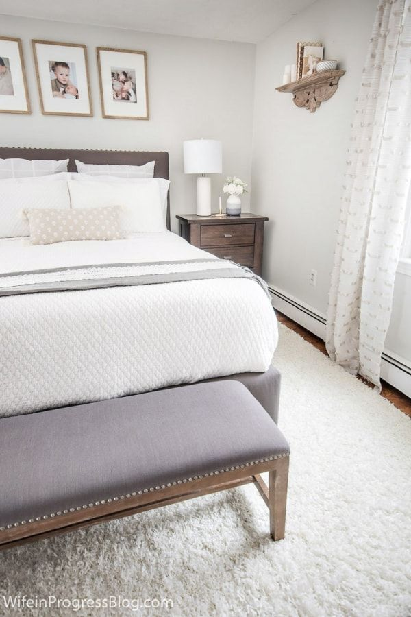 Benjamin Moore Paper White Is One Of The Best Master Bedroom Paint Colors