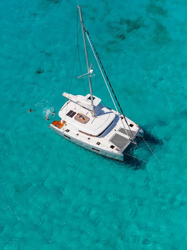 #4Negative sides of sailing Australia. Whitsundays. Learn ...