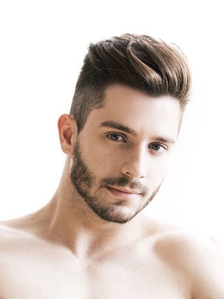 How To Style Short Hair Men
