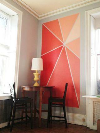 ideas economicas para decoracion de habitaciones pared