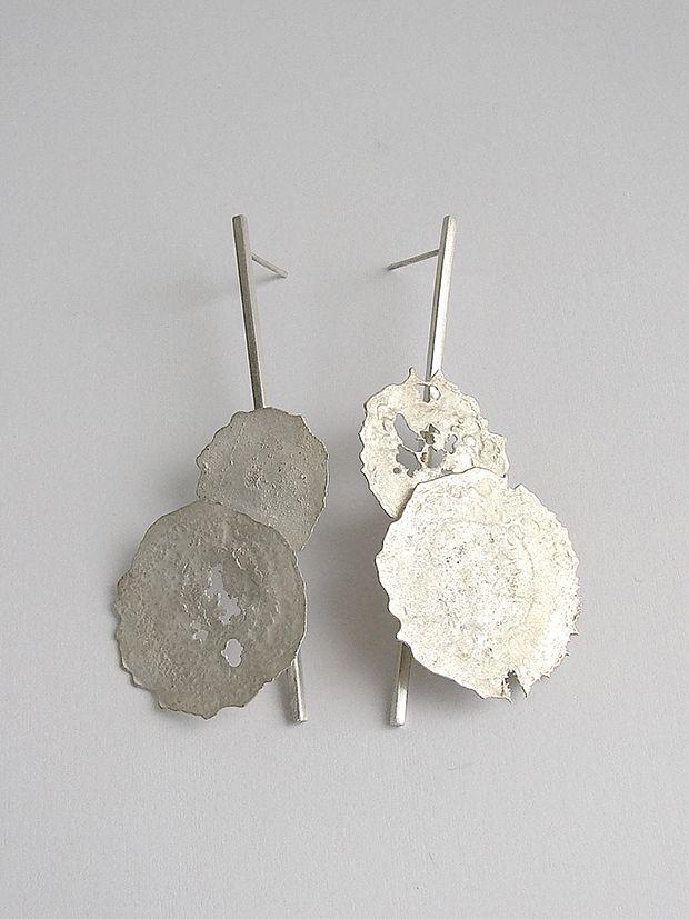 earrings - 925 silver                                                                                                                                                                                 More