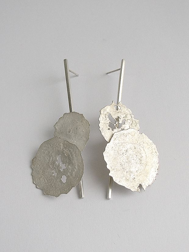 earrings - 925 silver                                                                                                                                                                                 More