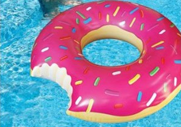 Item of the Day: Donut Pool Floats
