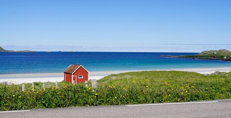 #Lofoten #cicloturismo #travel #norway