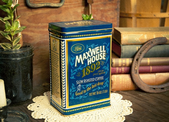 1000 Ideas About Maxwell House Coffee On Pinterest