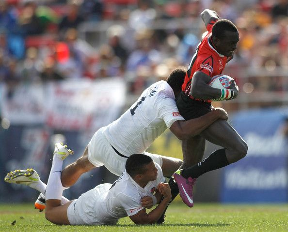 Dan Norton and Collins Injera Photos - 2012 USA Sevens Rugby - Day 2 - Zimbio