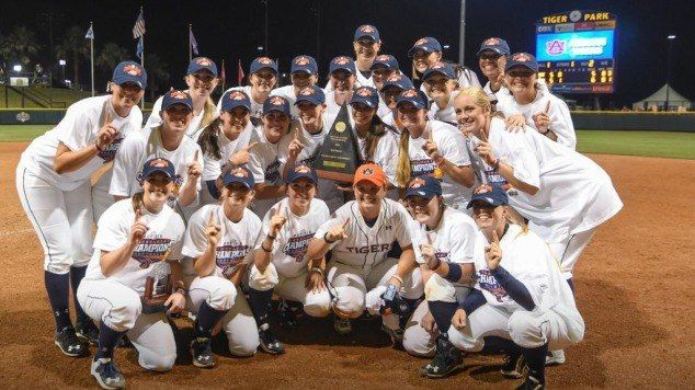 Auburn Softball's Future is Even Brighter Than Its Present Auburn softball #Auburnsoftball
