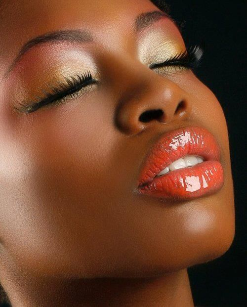 African make up, la tendenza trucco per l'estate 2016