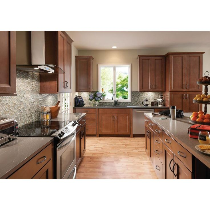 Ideas For Refinishing Flat Maple Kitchen Cabinets