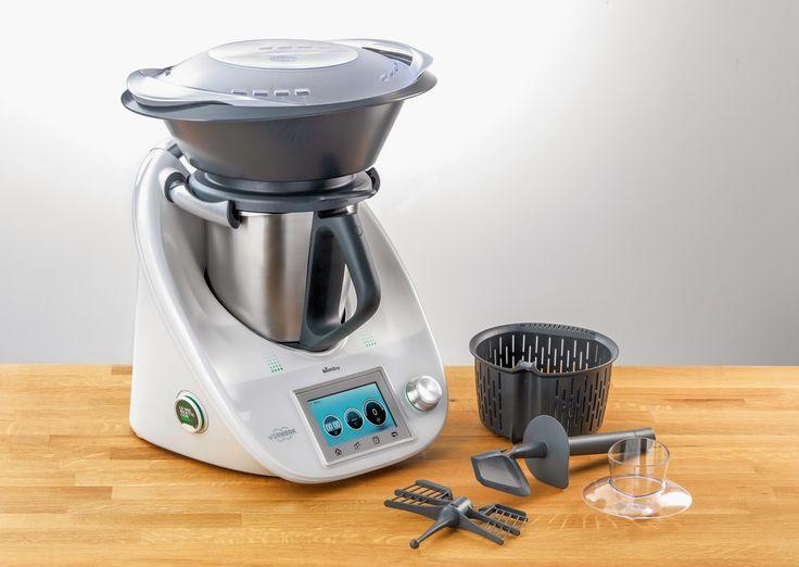 ⇒ Le nostre Bimby Ricette - Consigli per cucinare col Bimby: Nuovo Bimby® TM5