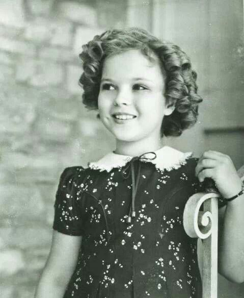 Old Hollywood- Shirley Temple
