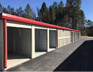 Self-storage facility, N.C.