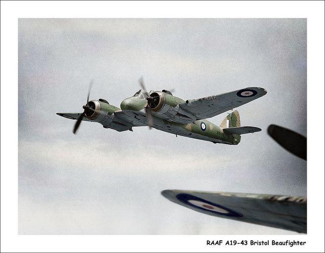 RAAF A19-43 Bristol Beaufighter