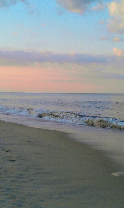 Rehoboth Beach is one of our favorite places.... really peaceful beach, still has a boardwalk, has a lot of really good restaurants, wonderful bike path (junction breakwater trail), and Dogfish Head :) Always happy to go back
