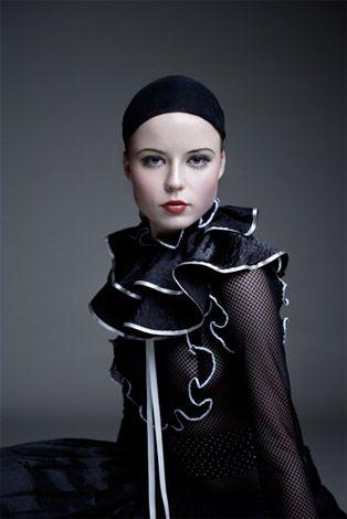 Pierrot — Hair and Make-up Artist — Olivia Still