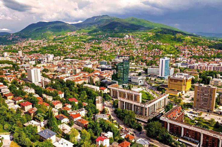Destinos baratos europa sarajevo bosnia herzegovina