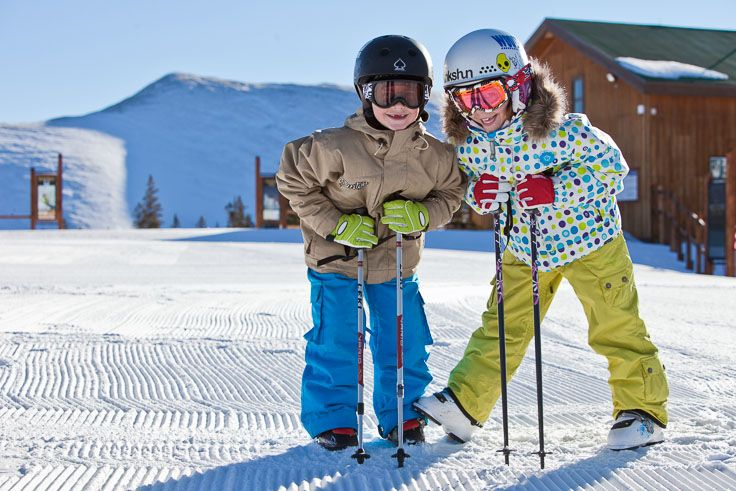 If you have a nervous little skier on your hands, here are some tips to get him or her psyched about hitting the slopes!