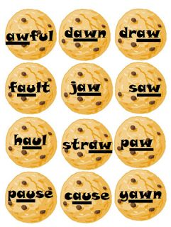 School Auaw on Activities For Teaching The Auaw Digraphs