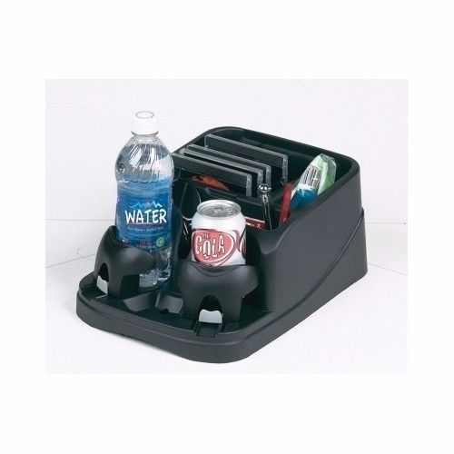 Car Console Organizer Coffee Holder Storage Universal Adjustable Drink Bottle  #Hopkins