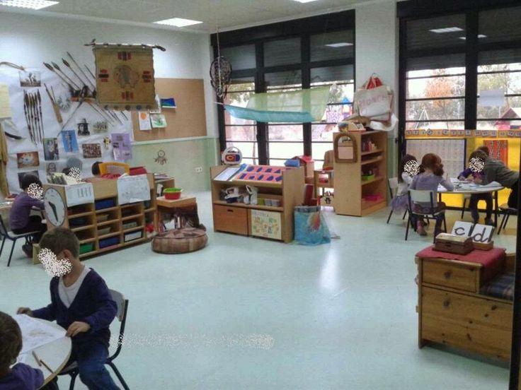 Educacion mediante la libertad en un ambiente preparado. Breve introducción al método montessori