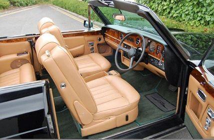 1980 Rolls Royce Corniche DHC #VCI #vintagecars #classiccars