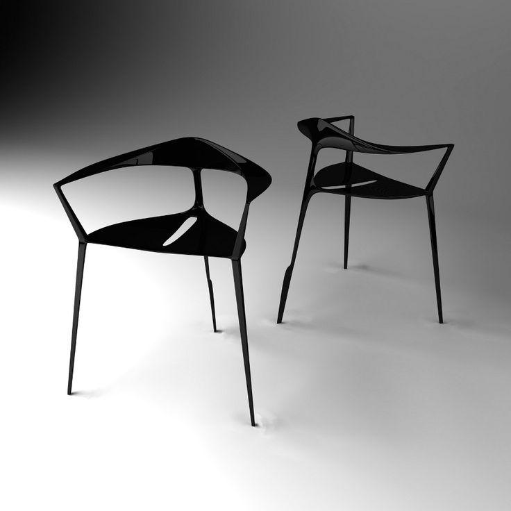 Tripod Chair - Tierney Haines Architects