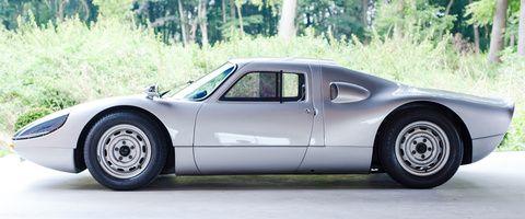 1964 Porsche 904 GTS | Jan B. Lühn