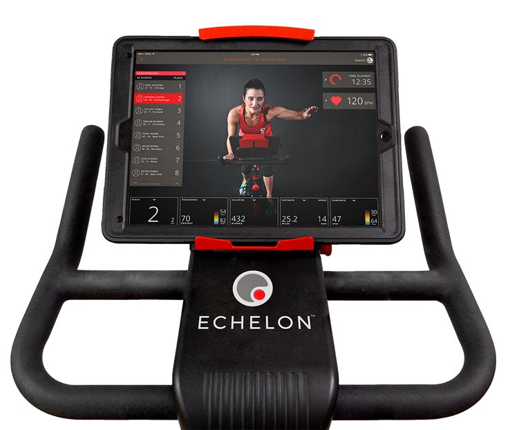 Echelon smart connect bike ex1 in 2020 biking workout