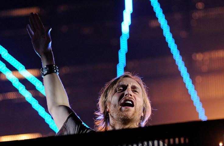 David Guetta, Martin Garrix y Steve Aoki, en el Estadio Azteca