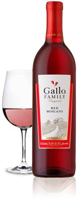 Red Moscato Wine | Gallo Family Vineyards