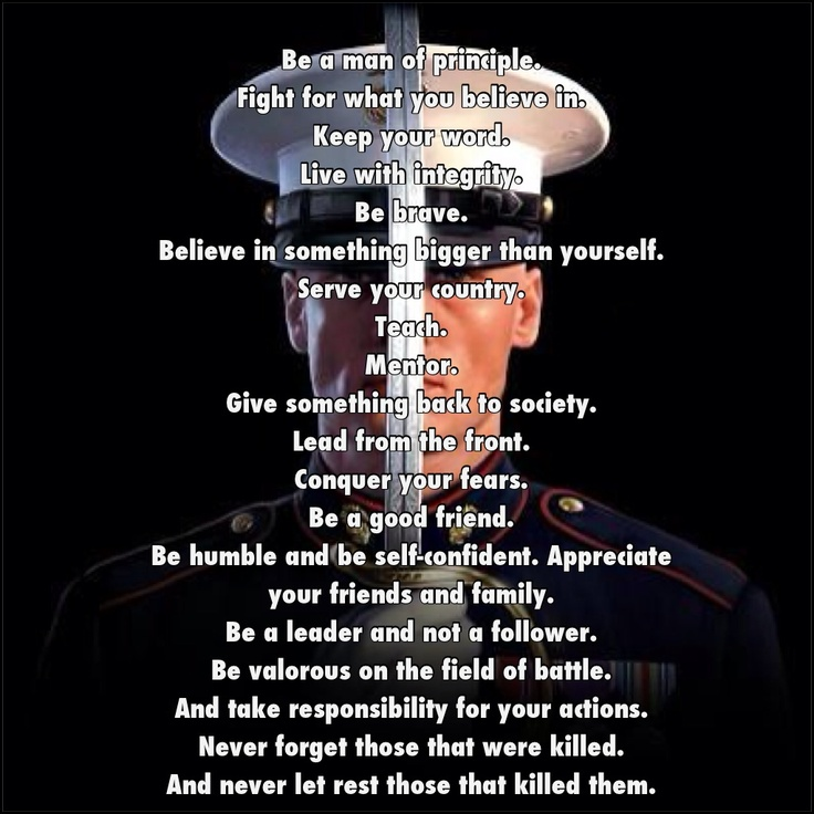Marine Corps Quotes Brilliant 91 Best Marine Corps Images On Pinterest  Doggies Marine Mom And . Design Inspiration